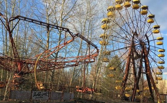 Khu thảm hoạ hạt nhân Chernobyl trở thành điểm du lịch