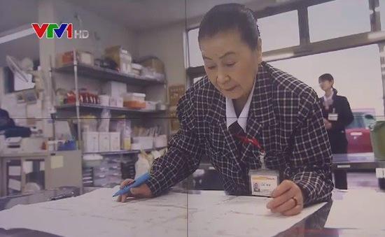 Những người Nhật Bản hơn 70 tuổi vẫn đi làm