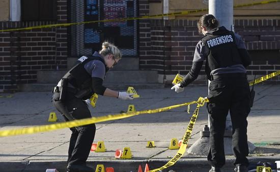 Xả súng tại tiệc ngoài trời ở Mỹ, nhiều người bị trúng đạn