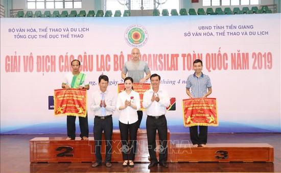 Bế mạc giải vô địch các câu lạc bộ Pencak Silat toàn quốc năm 2019