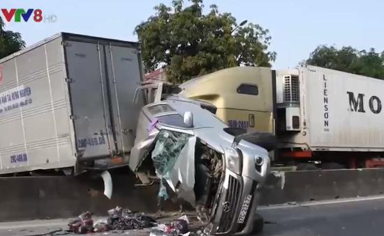 Tai nạn giao thông dịp nghỉ lễ: Số người thương vong tăng so với năm 2018