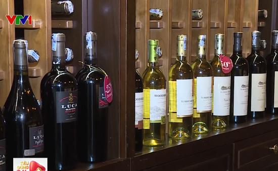 Cách lựa chọn và sử dụng rượu vang chất lượng