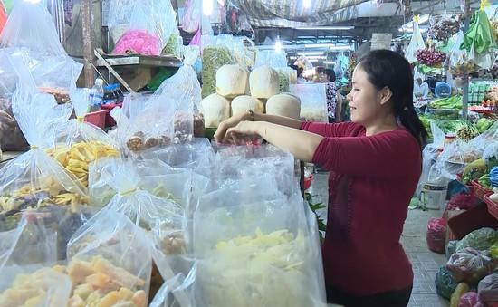 Thực phẩm tại chợ tăng giá nhẹ, siêu thị ổn định dịp nghỉ lễ