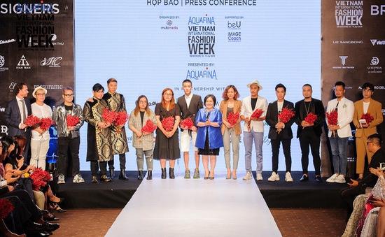 Nhiều NTK, thương hiệu thời trang đình đám tham dự Tuần lễ thời trang quốc tế Việt Nam Xuân - Hè 2019