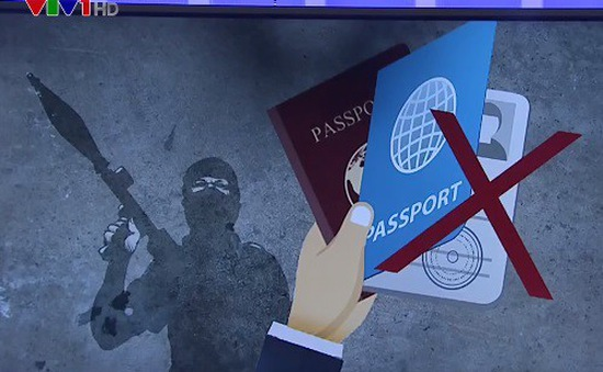 Đức tước quyền công dân các đối tượng khủng bố