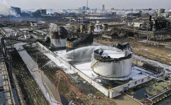 Trung Quốc đóng cửa nhiều nhà máy hóa chất