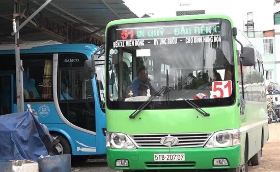 Đề xuất tăng giá vé xe bus ở TP.HCM thêm 1.000 đồng từ 1/5