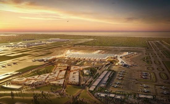 Thổ Nhĩ Kỳ đưa vào hoạt động sân bay đón 90 triệu lượt khách/năm