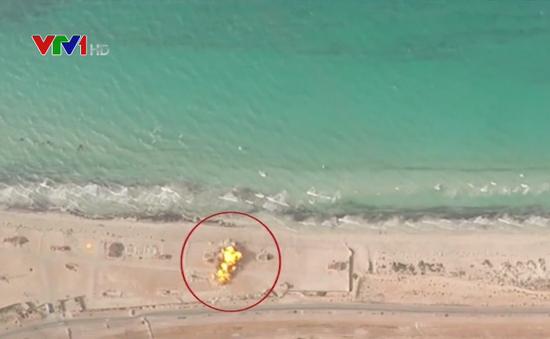 Giao tranh ác liệt phía Nam Tripoli, Libya