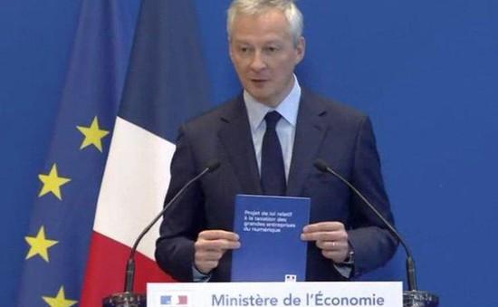 Pháp thông qua luật thuế kỹ thuật số