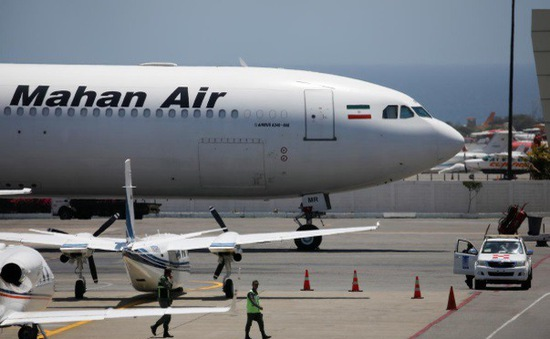 Iran mở đường bay thẳng tới Venezuela