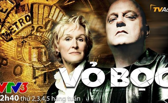 """Đón xem phim hình sự Mỹ """"Vỏ bọc"""" trên sóng VTV3"""