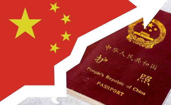 Quảng Đông, Trung Quốc miễn thị thực 144 giờ cho công dân 53 nước