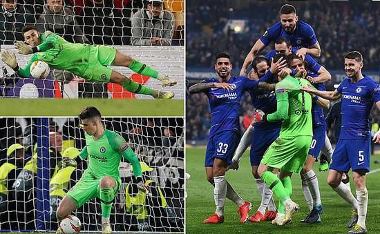 Chelsea* 1-1 (4-3 pen) Eintracht Frankfurt: The Blues giành quyền vào chung kết Europa League sau loạt luân lưu kịch tính!
