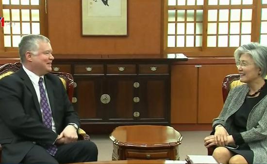 Mỹ, Hàn Quốc thảo luận luận về tình hình Triều Tiên