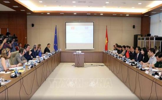Phiên họp lần thứ nhất Ủy ban Hỗn hợp Việt Nam – EU