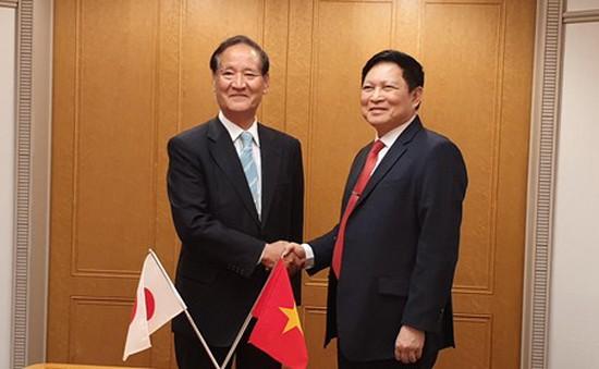 Tăng cường hợp tác quốc phòng Việt Nam - Nhật Bản