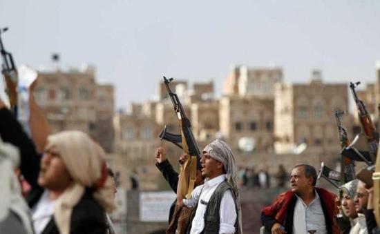 Phiến quân Houthi rút khỏi các cảng chủ chốt của Yemen