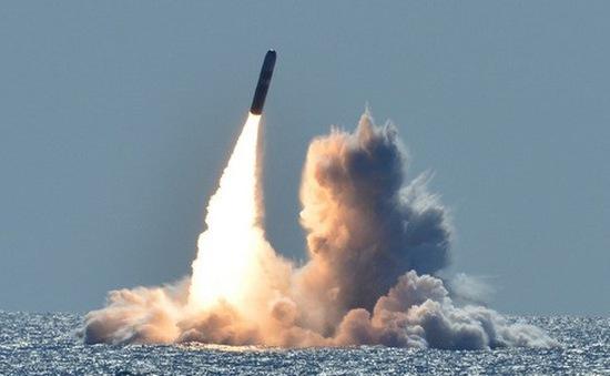Mỹ phóng thử tên lửa đạn đạo