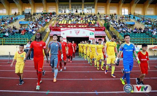 Lịch thi đấu và trực tiếp vòng 9 Wake-up 247 V.League 1-2019 ngày 12/5: CLB Hải Phòng - Sông Lam Nghệ An, CLB Viettel - Hoàng Anh Gia Lai
