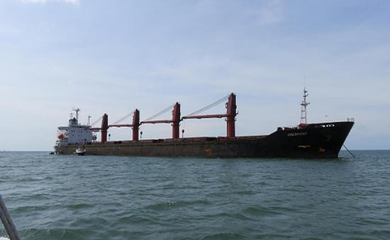 Triều Tiên chỉ trích Mỹ bắt tàu chở hàng