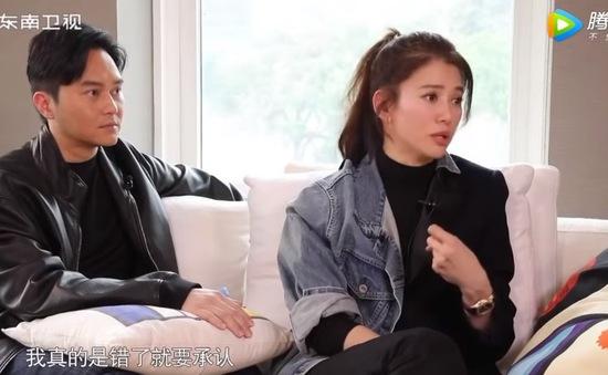Trương Trí Lâm hối tiếc vì không gặp vợ sớm hơn