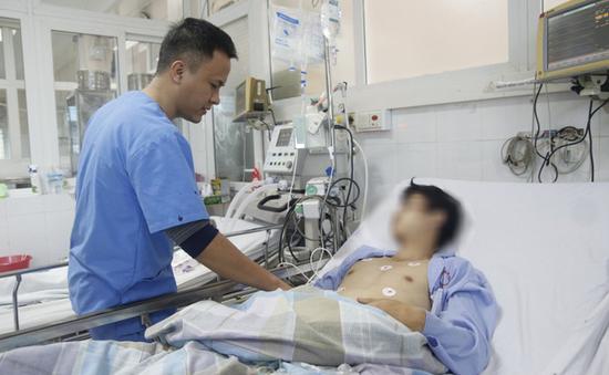 Giảm nguy cơ tử vong với phương pháp nút mạch cầm máu điều trị chấn thương nội tạng