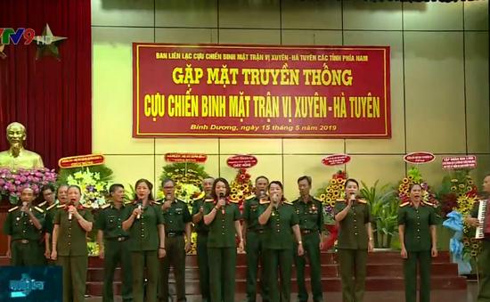 Gặp mặt truyền thống cựu chiến binh mặt trận Vị Xuyên - Hà Tuyên