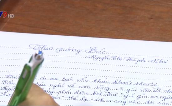 Học Bác trong lời viết, lan tỏa phong trào học tập làm theo phong cách Hồ Chí Minh