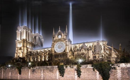 Chiêm ngưỡng 12 thiết kế đang được lựa chọn để tái thiết nhà thờ Đức Bà Paris
