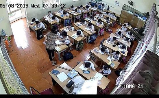 Vụ bạo hành học sinh ở Hải Phòng: Cô giáo xin cơ hội để sửa sai