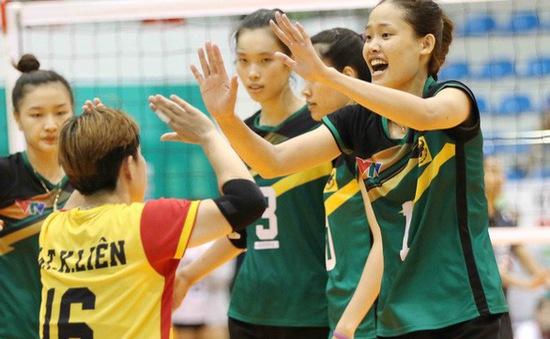 Lộ diện các cặp đấu bán kết giải bóng chuyền nữ Quốc tế Cúp VTV9 Bình Điền 2019