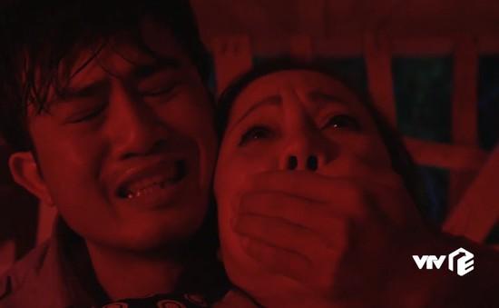 Mê cung - Tập 7: Quặn lòng cảnh Fedora vừa khóc, vừa hát ru bên mẹ đẻ