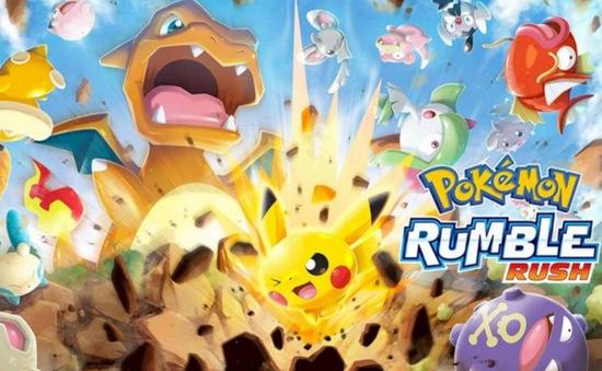 Đã có game Pokémon mới trên Android và iOS