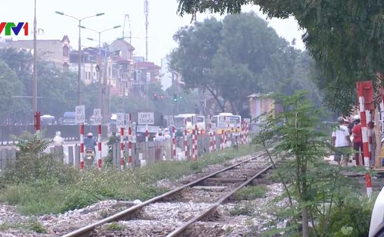 Hoàn thành Đề án đảm bảo hành lang, xử lý lối đi tự mở trên đường sắt