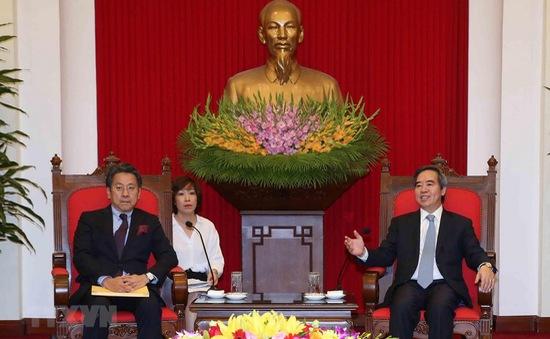 Việt Nam tạo điều kiện thuận lợi cho JBIC tham gia vào các dự án trọng điểm
