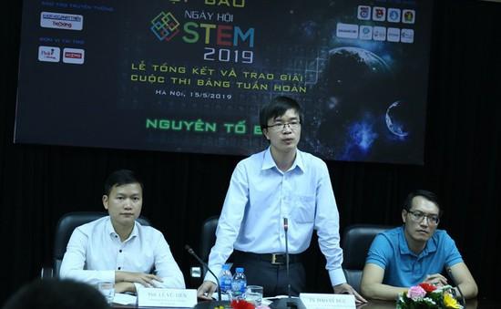 Cuộc hẹn 10h Thế hệ số: Ngày hội STEM 2019