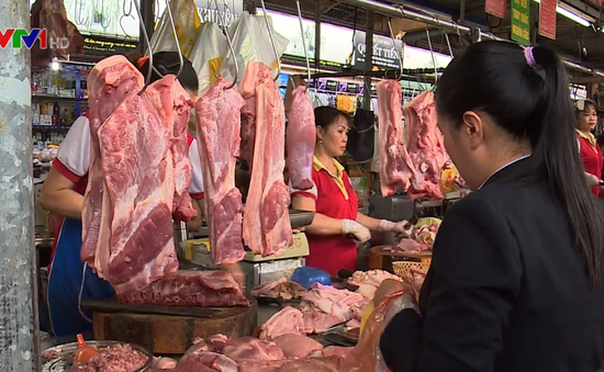 TP.HCM đảm bảo nguồn thịt lợn an toàn trước tình hình dịch tả lợn châu Phi