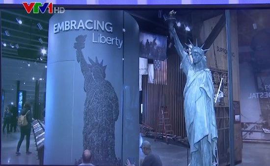 Khánh thành Bảo tàng tượng Nữ thần Tự do