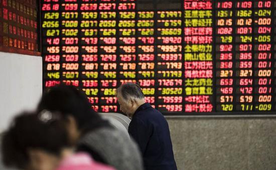 Chứng khoán Trung Quốc chìm trong sắc đỏ do căng thẳng Mỹ - Trung
