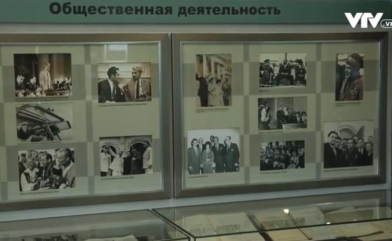 Bảo tàng vũ trụ trên quê hương nhà du hành Gherman Titov