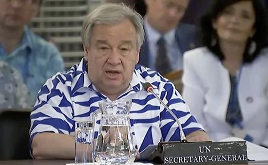 Tổng Thư ký LHQ kêu gọi cứu trái đất