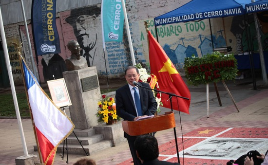Đại sứ quán Việt Nam tại Chile tổ chức kỷ niệm 125 năm ngày sinh của Bác