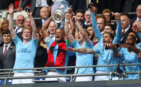 Kết quả bóng đá châu Âu sáng 19/5: Man City giành cúp FA, Bayern Munich đăng quang ngôi vô địch Bundesliga
