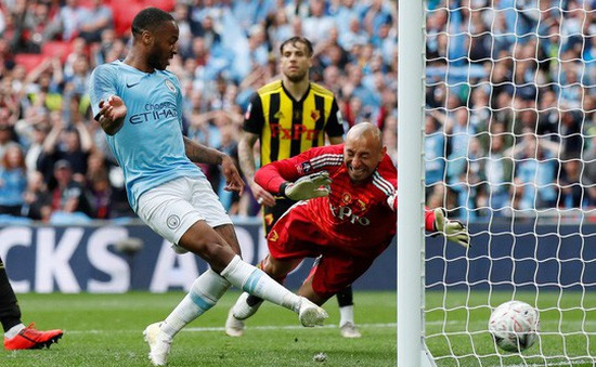 VIDEO HIGHLIGHTS: Man City 6-0 Watford (Chung kết cúp FA)
