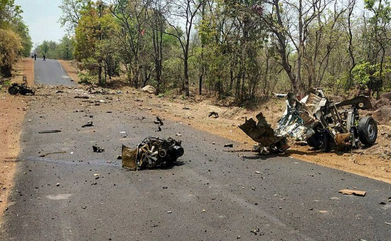 Tấn công nhằm vào cảnh sát Ấn Độ