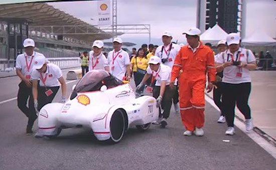 ĐH Lạc Hồng giành chiến thắng tại cuộc thi chế tạo xe tiết kiệm nhiên liệu châu Á 2019