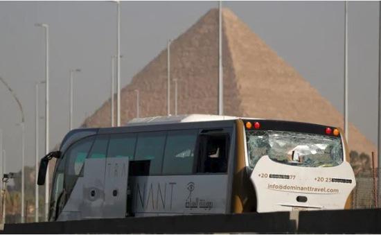 Vụ nổ xe bus có thể ảnh hưởng tới ngành du lịch Ai Cập