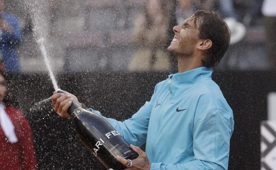 """Rafael Nadal: """"Ông hoàng"""" mới của Masters 1000"""