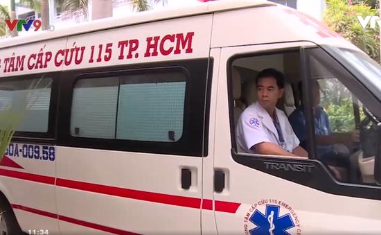Hệ thống điều hành cấp cứu thông minh ở TP.HCM